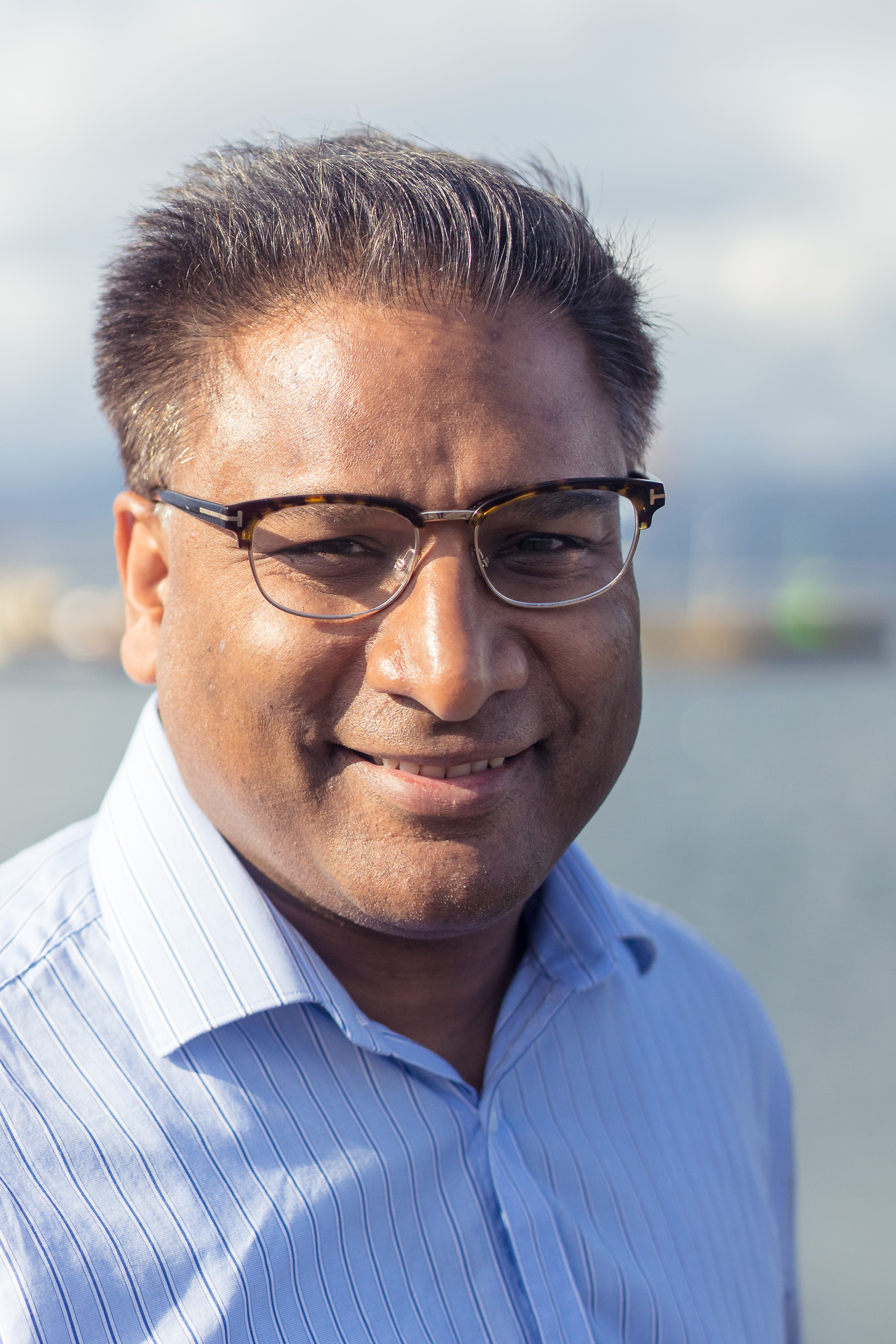 Puneet Gupta - Director - Inverclyde Chamber of Commerce