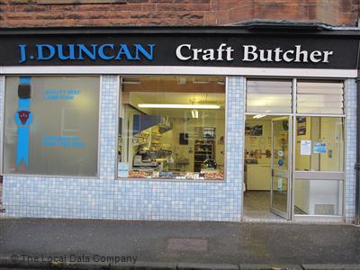 Duncan butchers