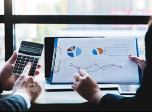 Business finance image